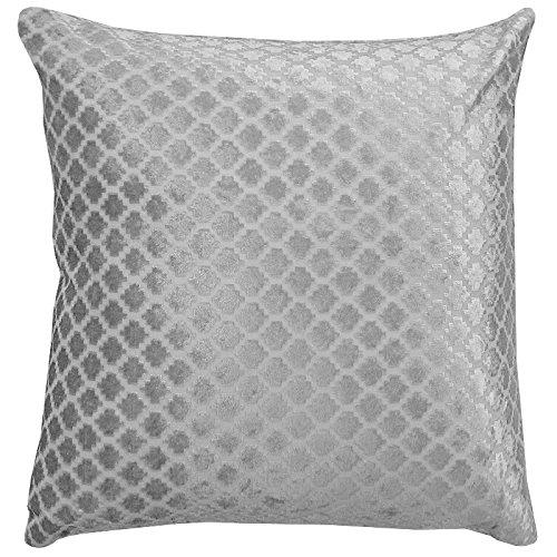 Amazon Com Rodeo Home Naomi Velvet Throw Pillows For Sofa Couch