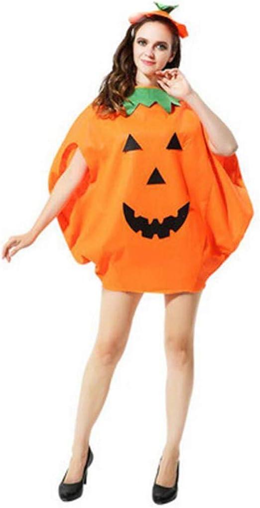 kungfu Mall - Disfraz de Calabaza para Halloween con Sombrero para ...