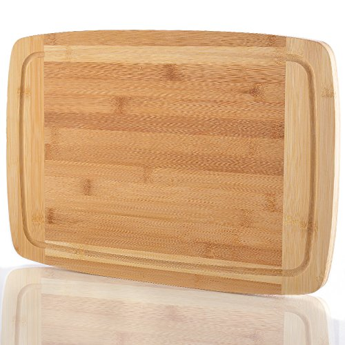 Comllen Bamboo Cutting Serving Kitchenware product image