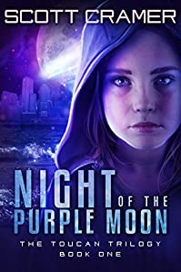 Night Of The Purple Moon by Scott Cramer ebook deal