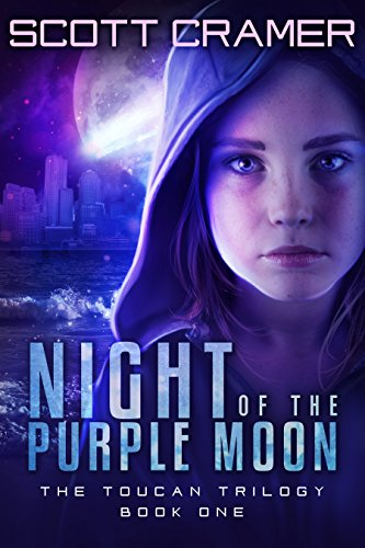 eBook: Night of the Purple Moon by Scott Cramer