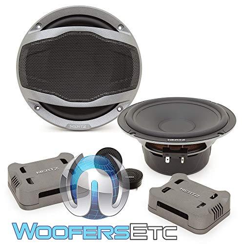 "Hertz Energy ESK 130.5 2-Way 5.25/"" 150 Watts Component Car Speakers"