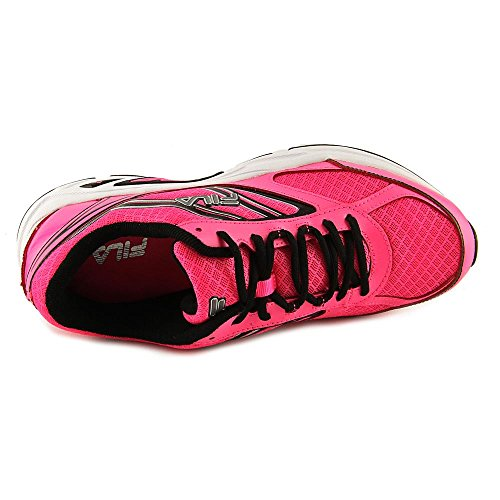 Fila Women's Pink black metallic Silver Physique Knockout rrO8Hwfq