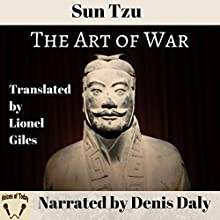 The Art of War Audiobook by Sun Tzu, Lionel Giles Narrated by Denis Daly