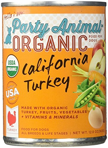 Party Animal Can Dog California Turkey 13 oz