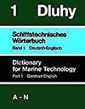 img - for Schiffstechnisches W rterbuch 1. Deutsch - Englisch. Teil 1: A - N / Teil 2: O - Z (Book on Demand) book / textbook / text book