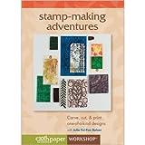 Stamp Making Adventures Carve Cut