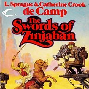 The Swords of Zinjaban Audiobook