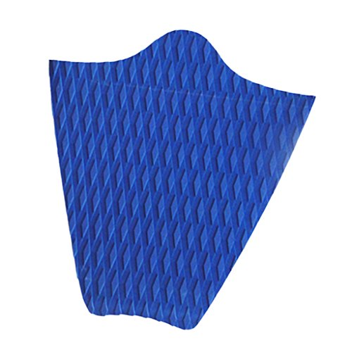 - MagiDeal Diamond Grooved Non Slip EVA Dog Traction Pad Deck Grip Mat Tail Pad Trim Sheet Customizable for SUP, Surf, Stand Up Paddleboard, Longboard, Surfboard - Blue
