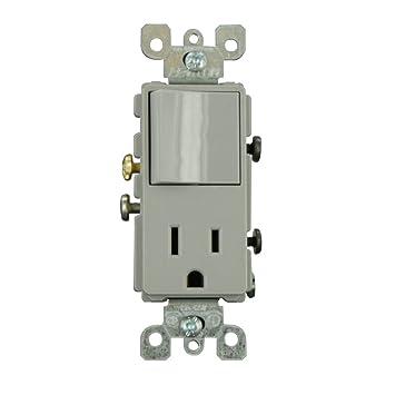 leviton gy amp volt decora single pole ac leviton 5625 gy 15 amp 120 volt decora single pole ac