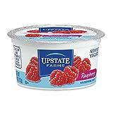 Upstate Niagara Coop Raspberry Rich and Creamy Yogurt, 4 Ounce -- 48...