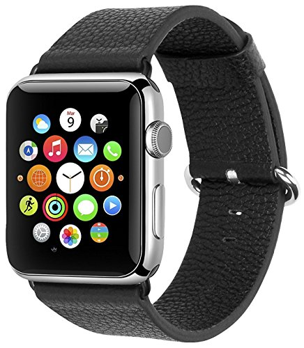 JSGJMY Apple Leather Replacement iWatch