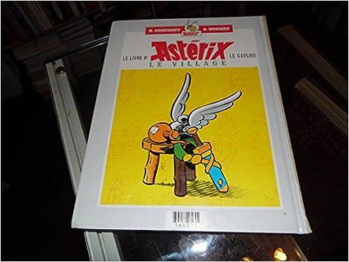 Amazon Fr Le Livre D Asterix Le Gaulois Le Village