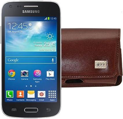 MTT – Funda para/Samsung Galaxy Young 2 G130H de (SM)/Horizontal ...