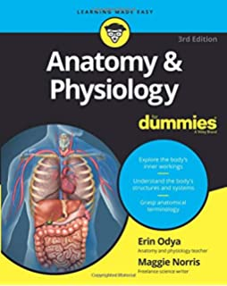 Amazon.com: CliffsNotes Anatomy & Physiology Quick Review ...