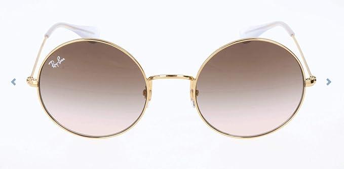 Ray-Ban 0RB3592, Gafas de Sol para Mujer, Marrón (Arista), 50