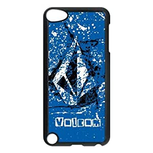 iPod Touch 5 phone case Black Volcom KKUP1750970