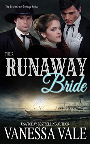 Discover now how the USA Today bestselling series beginsReturning from Europe, Ann learns she is to marry a man of her father's choosing once they arrive in New York. Refusing, she runs away, although she can't go far on a steam ship. Only as far as ...