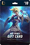 Video Games : League of Legends $10 Gift Card – 1380 Riot Points - NA Server Only [Online Game Code]