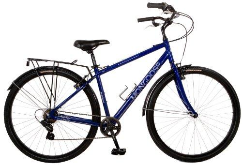 Mongoose Xcom 700c Bike (Blue)