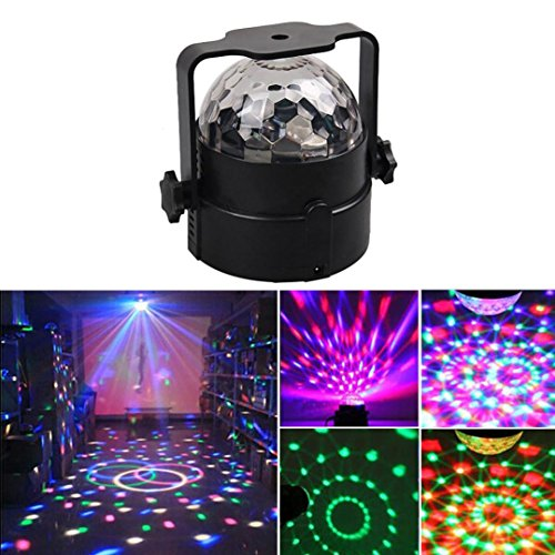 MChoice 80 LEDS RGB RemoteStage Light Lighting Bar Party Disco DJ Light Effect Voice-Activated