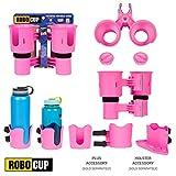 ROBOCUP, HOT Pink EZ-Spring, Updated Version, Best