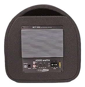 Caliber BCT112A - Subwoofer (200W, 50 - 250 Hz, 1000W, Negro, 37 cm, 56 cm)