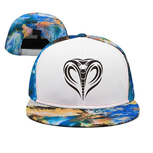 Cobra ka headband Camouflage Trucker Hat Pattern Hip Hop (Cobra Caps Cotton Headband)