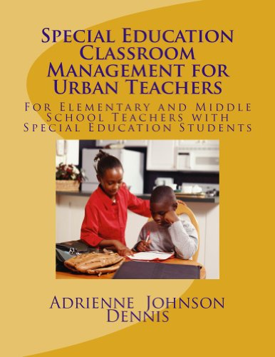 Download Special Education Classroom Management for Urban Teachers Pdf