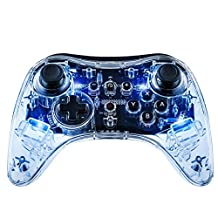 Afterglow Pro Controller for Wii U-Blue