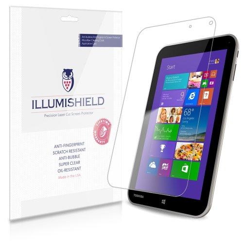 - iLLumiShield Clear Screen Protector For Toshiba Encore 8