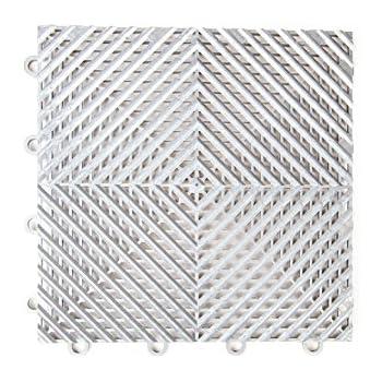 Incstores Vented Grid Loc Tiles 12inx12inx1 2in