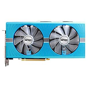 Sapphire 11289-01-20G RX 590 Special Edition 8GB GDDR5 Graphics Card