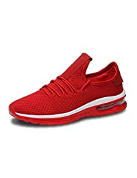 FZDX Womens Running Shoes Air Cushion Sports Shoes Women Lightweight Athletic