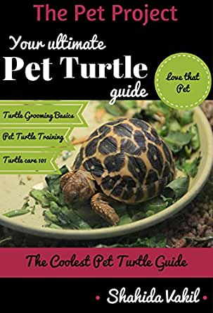 The Pet Project Your Ultimate Pet Turtle Guide Kindle Edition By Vakil Shahida Crafts Hobbies Home Kindle Ebooks Amazon Com