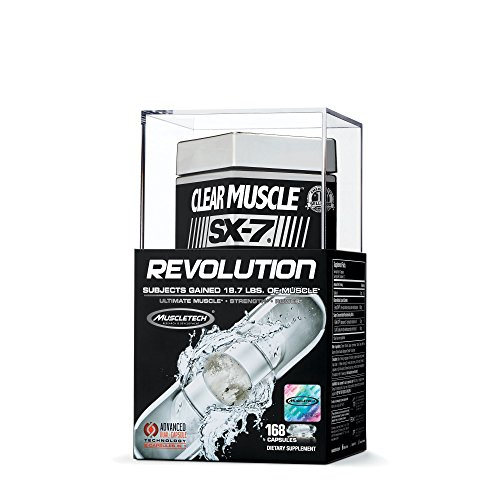 MuscleTech Clear Muscle SX-7 Revolution by MuscleTechTM