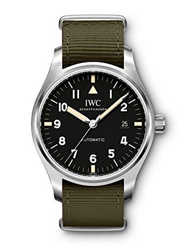 (IWC Schaffhausen Pilot's Watch Mark XVIII Edition Tribute to Mark XI MODEL#: IW327007)