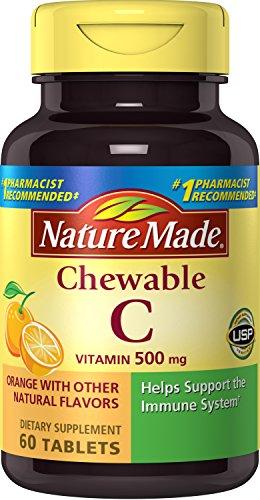 vitamin c chewable nature made - 6