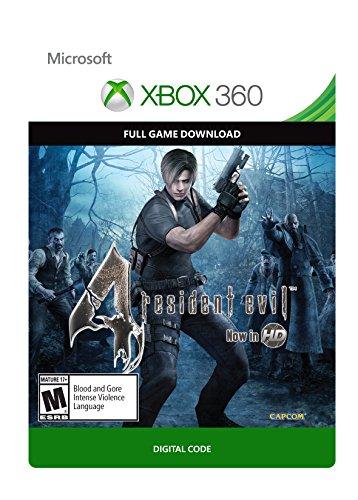 Resident Evil 4 - Xbox 360 Digital Code (Resident Evil For Xbox 360)