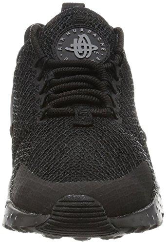 Nike W Air Huarache Run Ultra, Scarpe da Ginnastica Donna Nero (Black/Black/Dark Grey)