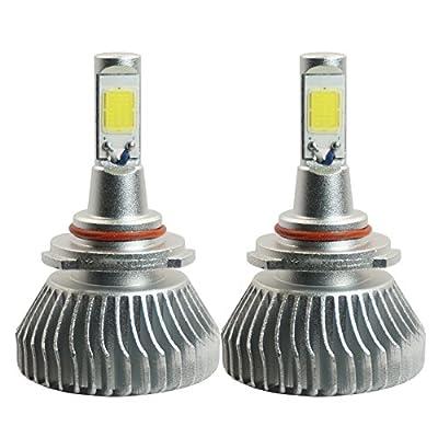Promax LED High/Lo headlight conversion kit 1 pair of bulb (ultrawhite)
