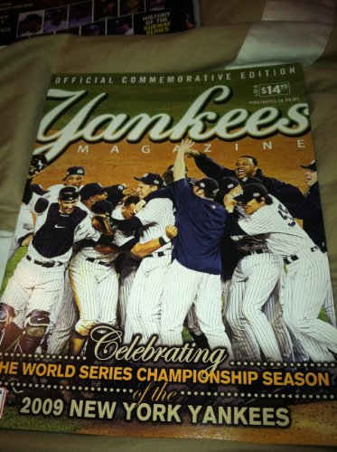 (Yankees Magazine Official Commemorative Edition 2009 Champions)