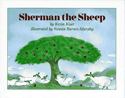 Sherman the Sheep by Kevin Kiser (1994-04-03) (Sherman Sheep)