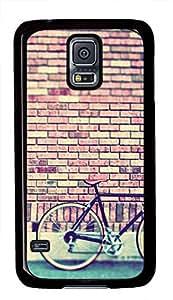 Vintage Retro Bicycle Theme Samsung Galaxy S5 I9600 Case