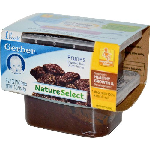Gerber 1st Foods Prunes by Gerber