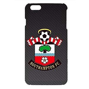 Fashion Design FC Southampton Football Club Phone Case Cover For Iphone 6Plus 3D Plastic Phone Case