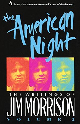 The American Night: The Writings of Jim Morrison, Vol. 2 ()