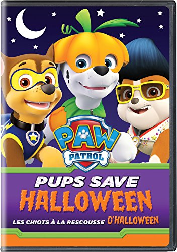 PAW Patrol: Pups Save Halloween (Six HOWL-o-ween Adventures)