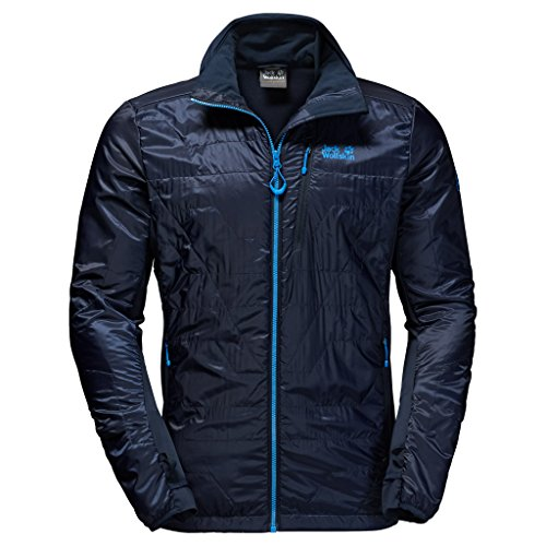 Men's Rock Wolfskin Night Blue Jack Jacket Ice 5q06twnxa