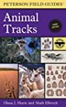 Peterson Field Guide to Animal Tracks...